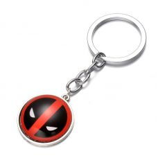 Брелок Deadpool (серый)