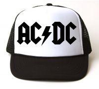 Кепка-тракер AC/DC