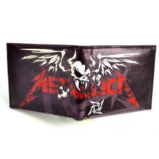 Кошелёк Metallica (logo)