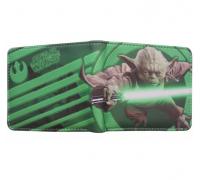 Кошелёк Star Wars (Master Yoda)