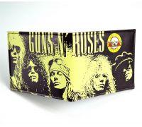 Кошелёк Guns N' Roses (фото группы)