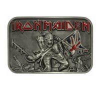 Пряжка Iron Maiden