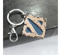 Брелок Dota 2 (синий)