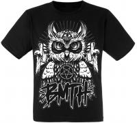 Футболка Bring Me The Horizon (owl)