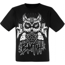 Футболка Bring Me The Horizon (owl)
