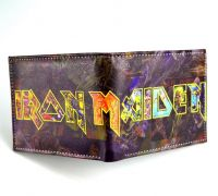 Кошелёк Iron Maiden 2