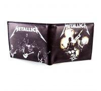 Кошелёк Metallica