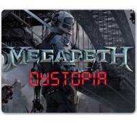 "Коврик для мышки Megadeth ""Dystopia"""