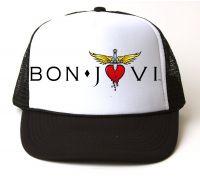 Кепка-тракер Bon Jovi