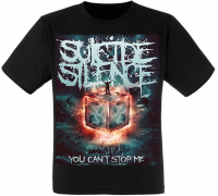 "Футболка Suicide Silence ""You Can't Stop Me"""