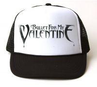 Кепка-тракер Bullet For My Valentine