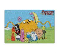 Пазл Adventure Time