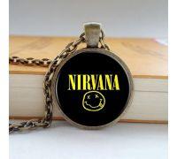 Кулон Nirvana [с цепочкой]