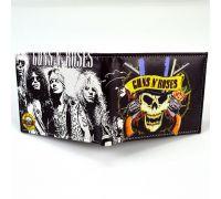Кошелёк Guns N' Roses