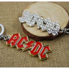 Брелок AC/DC (золотой)