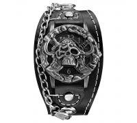 Часы наручные (череп пирата)