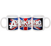 Кружка Asking Alexandria (logo)
