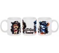 Кружка Motorhead (Lemmy)