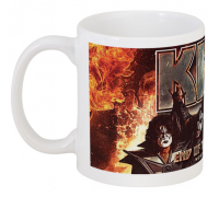 Кружка Kiss - End Of The Road - World Tour