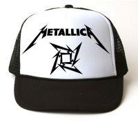Кепка-тракер Metallica