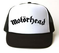 Кепка-тракер Motorhead (logo)
