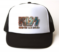 Кепка-тракер Kiss - End Of The Road - World Tour
