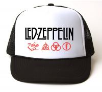 Кепка-тракер Led Zeppelin - Logo