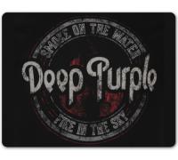 Коврик для мышки Deep Purple - Smoke On The Water - Fire In The Sky