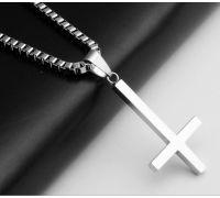 """Кулон """"Перевёрнутый Крест"""" [с цепочкой]"""