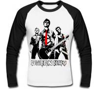 Футболка с длинным рукавом Green Day (band)