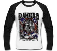 """Футболка с длинным рукавом Pantera """"Vulgar Display Of Power"""""""