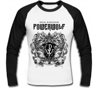 "Футболка с длинным рукавом Powerwolf ""Metal Is Religion"""