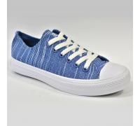 Кеды Desun (Striped Blue)