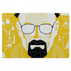Пазл Breaking Bad - Yellow