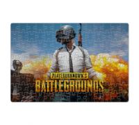 "Пазл PlayerUnknown's Battlegrounds ""PUBG"""
