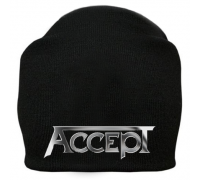 Шапка Accept (grey logo)