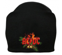 Шапка AC/DC - Holiday Wish List