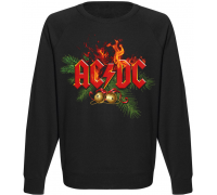 Свитшот AC/DC - Holiday Wish List