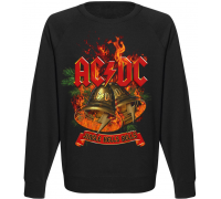 Свитшот AC/DC - Jingle Hells Bells