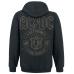 Толстовка с молнией AC/DC - Let There Be Rock