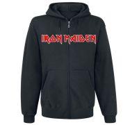 Толстовка с молнией Iron Maiden - Fear Of The Dark Live