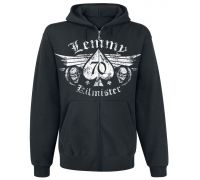 Толстовка с молнией Motorhead - Lemmy Forever