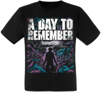 "Футболка A Day To Remember ""Homesick"""