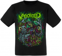 "Футболка Aborted ""RetroGore"""