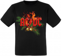 Футболка AC/DC Holiday - Wish List