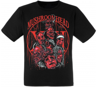 Футболка Mushromhead (art red)