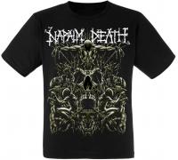 Футболка Napalm Death (art)