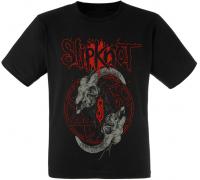 """Футболка Slipknot """"Horned Logo"""""""
