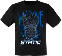 """Футболка Static-X """"RIP Wayne Static"""""""