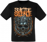 "Футболка Suicide Silence ""Lost Control"""